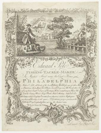 Edward Pole Trade Card