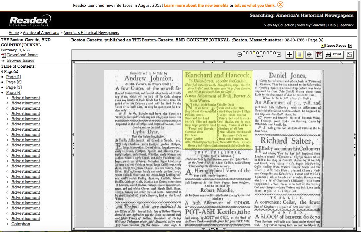 Feb 8 - Boston-Gazette Screen Shot