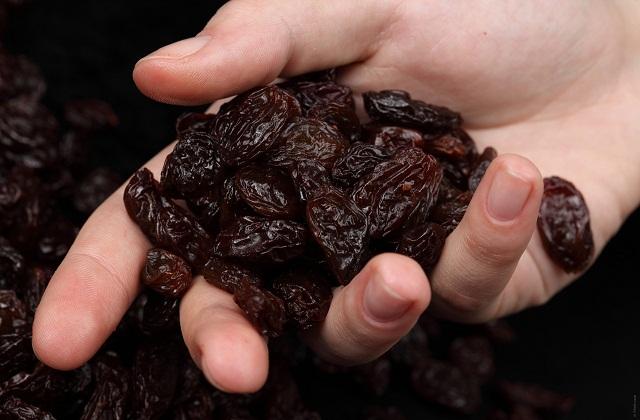 Mar 15 - Malaga Raisins