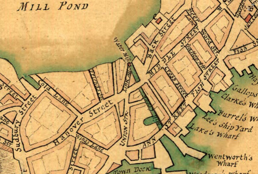Mar 24 - Detail of Map
