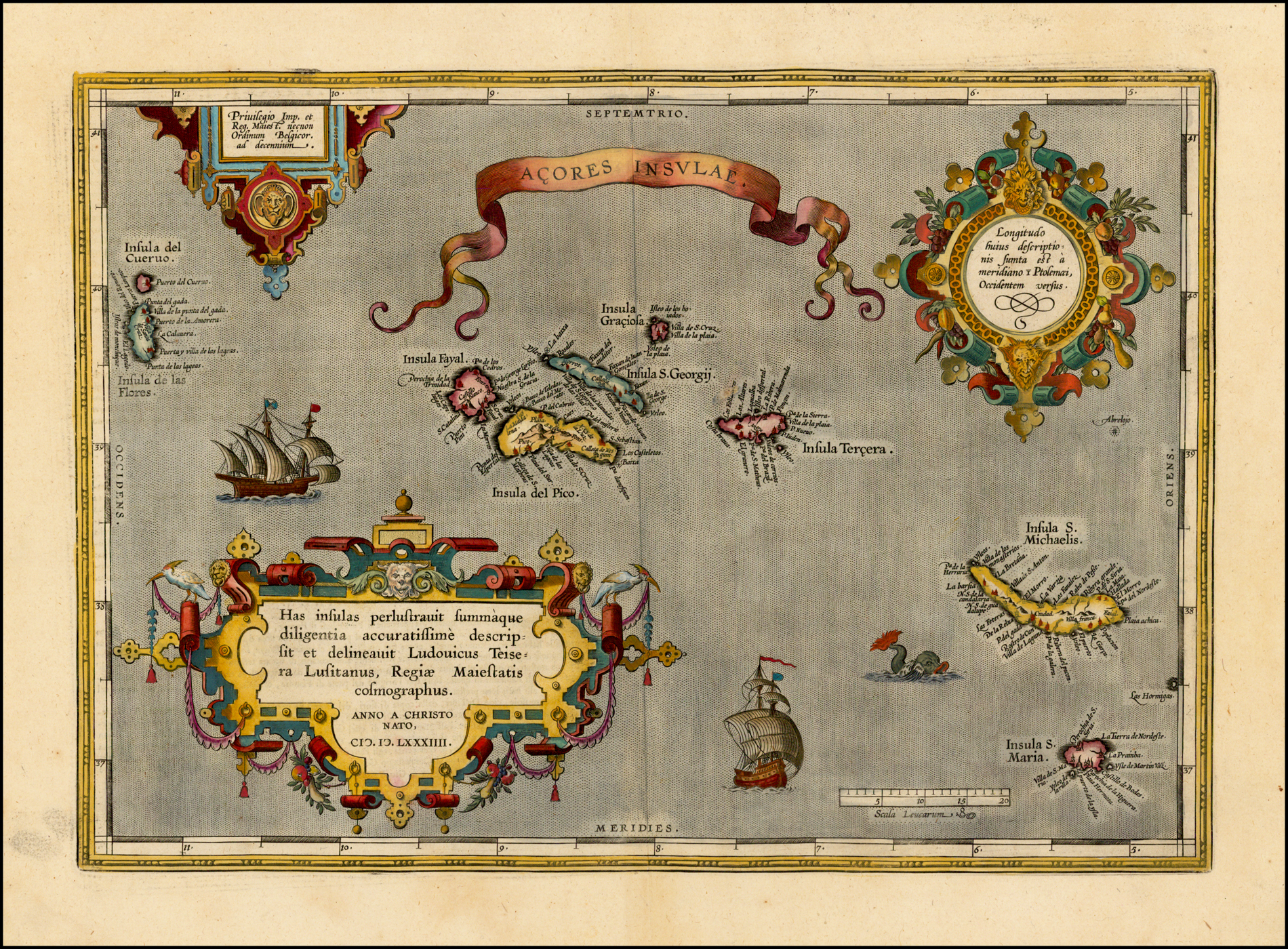 May 22 - Ortelius Map