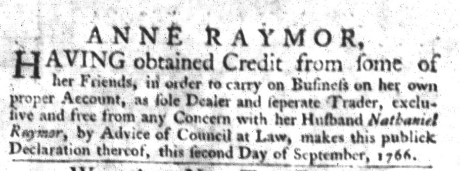 Sep 9 - 9:9:1766 South-Carolina Gazette and Country Journal