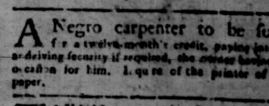 Mar 23 - South Carolina Gazette Slavery 7