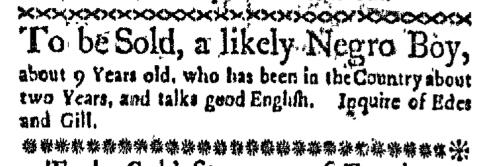 Apr 20 - Boston-Gazette Slavery 2