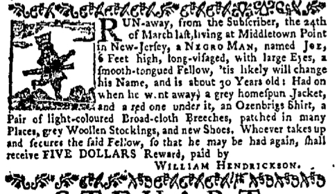 May 11 - New-York Mercury Slavery 1