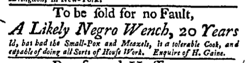 May 11 - New-York Mercury Slavery 6