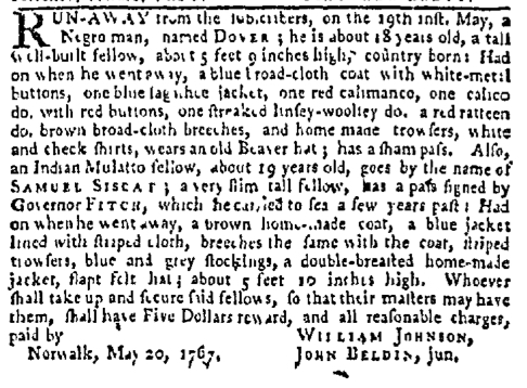 May 25 - New-York Mercury Slavery 2