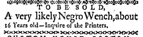 Jul 6 - Boston-Gazette Slavery 2