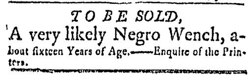 Jul 6 - Boston Post-Boy Slavery 1