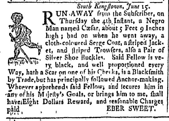 Jul 6 - Newport Mercury Slavery 2