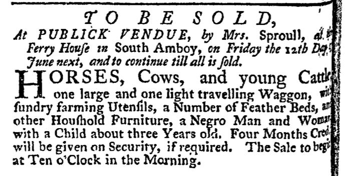 Jun 11 - New-York Gazette Weekly Post-Boy Slavery 3