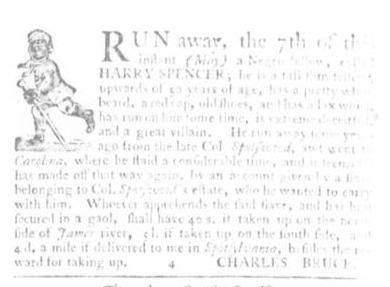Jun 11 - Virginia Gazette Slavery 3