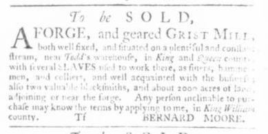 Jun 11 - Virginia Gazette Slavery 4