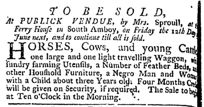 Jun 18 - New-York Gazette Weekly Post-Boy Slavery 2