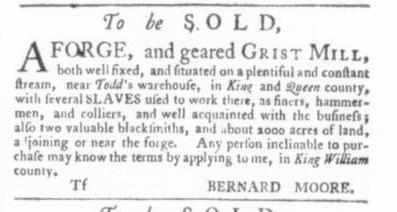 Jun 18 - Virginia Gazette Slavery 4