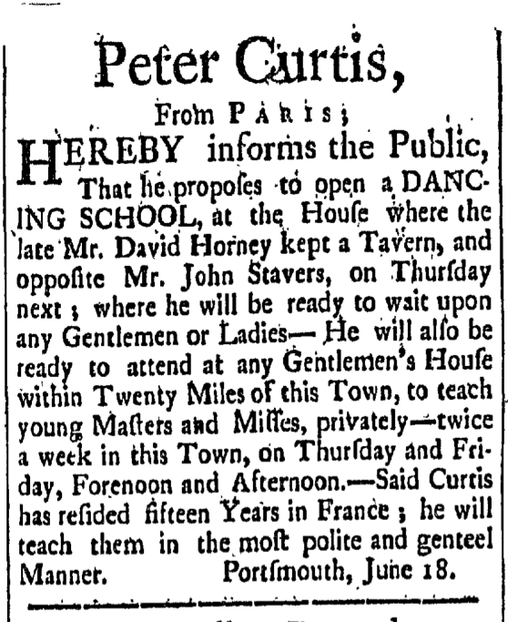 Jun 19 - 6:19:1767 New-Hampshire Gazette