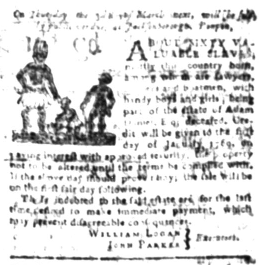 Jul 27 - South Carolina Gazette Slavery 4