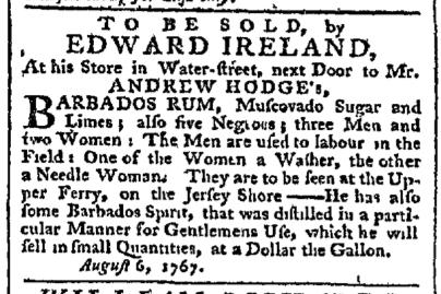 Aug 17 - Pennsylvania Chronicle Slavery 3