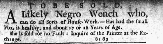 Aug 20 - New-York Journal Supplement Slavery 1