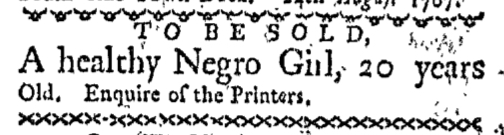 Aug 24 - Boston-Gazette Slavery 2