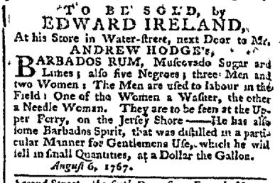 Aug 24 - Pennsylvania Chronicle Slavery 2