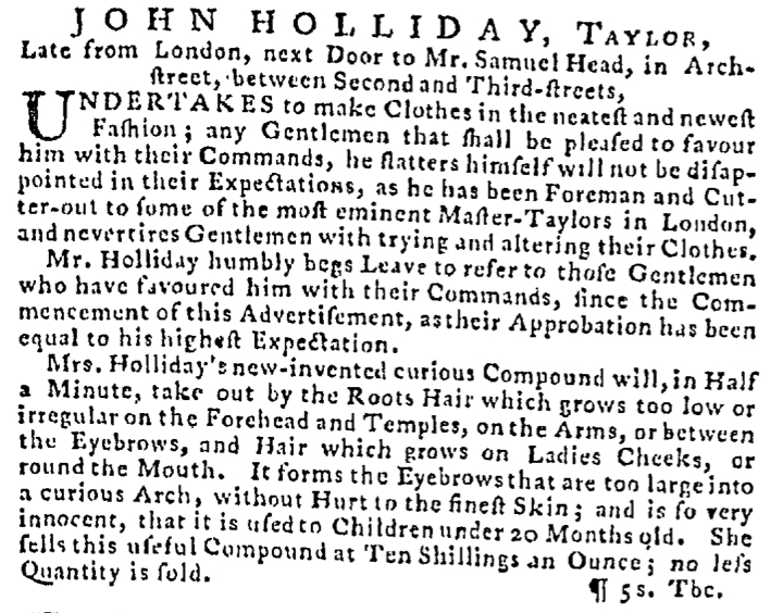 Aug 27 - 8:27:1767 Pennsylvania Gazette Supplement.jpg