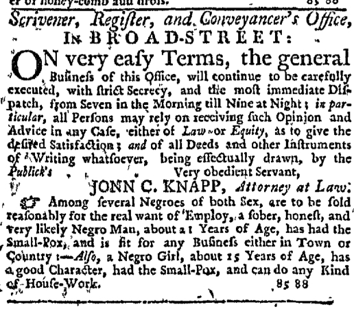 Aug 27 - New-York Journal Slavery 4