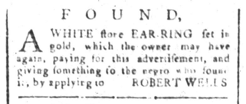 Aug 7 - South-Carolina and American General Gazette Slavery 9