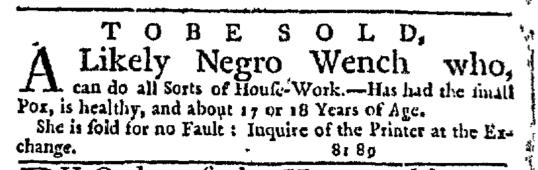 Sep 10 - New-York Journal Supplement Slavery 1