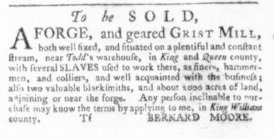 Sep 10 - Virginia Gazette Slavery 3