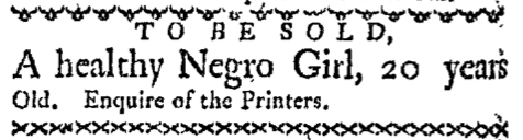 Sep 28 - Boston-Gazette Slavery 2
