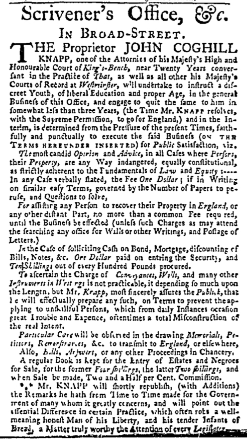 Sep 28 - New-York Mercury Slavery 2