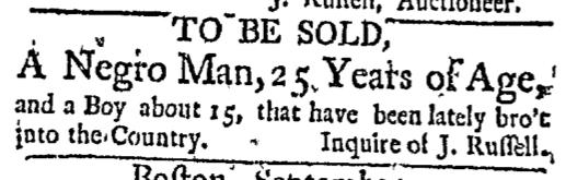 Sep 7 - Boston Post-Boy Slavery 2