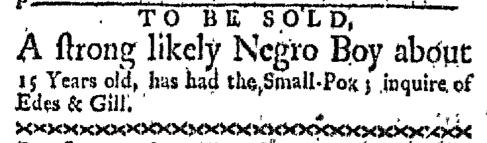 Oct 5 - Boston-Gazette Slavery 2