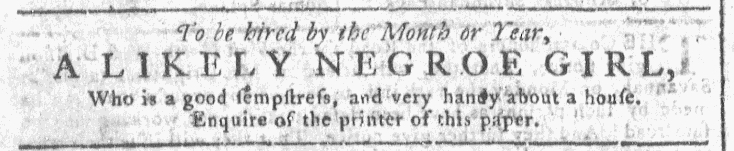 Oct 7 - Georgia Gazette Slavery 3