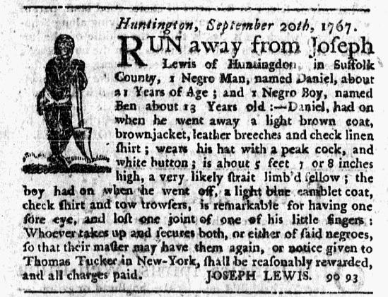 Oct 8 - New-York Journal Supplement Slavery 1