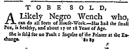 Oct 8 - New-York Journal Supplement Slavery 2