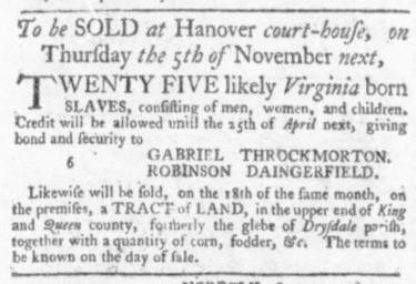 Oct 8 - Virginia Gazette Slavery 5