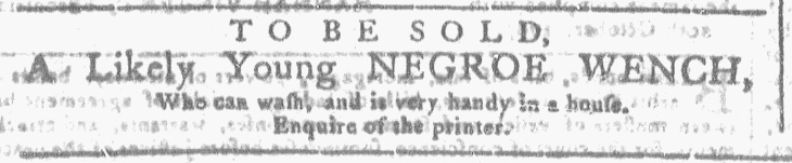 Nov 11 - Georgia Gazette Slavery 7