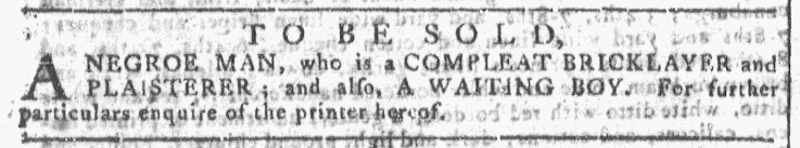 Nov 18 - Georgia Gazette Slavery 2