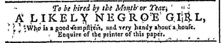 Nov 4 - Georgia Gazette Slavery 6