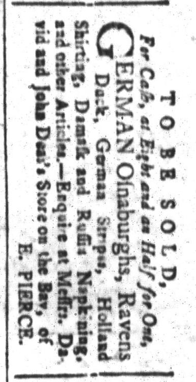 Oct 30 - 10:30:1767 South-Carolina and American General Gazette