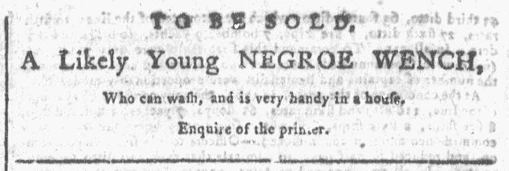 Dec 2 - Georgia Gazette Slavery 4