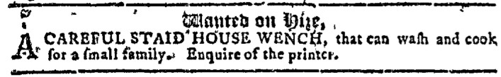 Dec 9 - Georgia Gazette Slavery 7