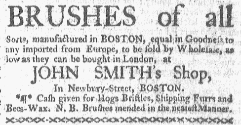 Feb 1 - 2:1:1768 Boston-Gazette