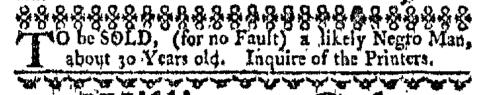 Feb 1 - Boston-Gazette Slavery 1