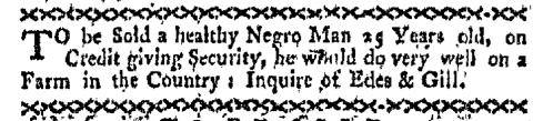 Feb 1 - Boston-Gazette Slavery 2