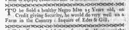Feb 8 - Boston-Gazette Slavery 2