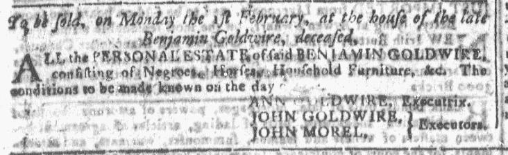 Jan 20 - Georgia Gazette Slavery 6