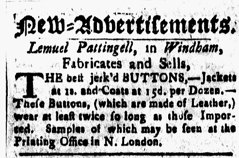 Feb 12 - 2:12:1768 New-London Gazette